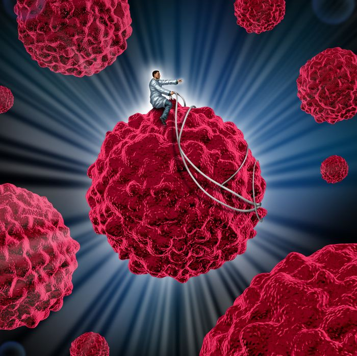 What if we could help the body fight cancer all on its own, instead of pumping the body full of chemicals?