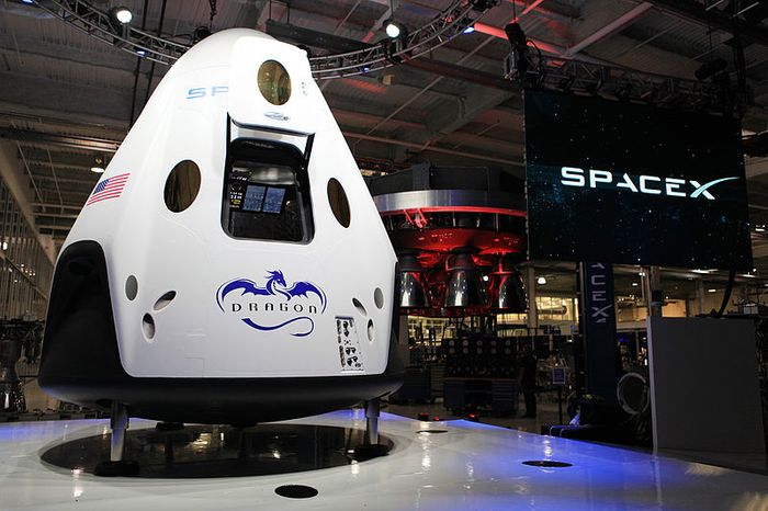 The Dragon V2 Manned Crew Capsule will undergo a Pad Abort test this week