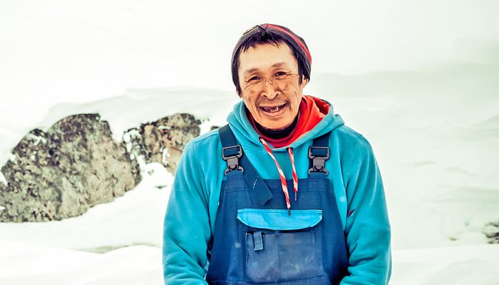 High-fat diet of Inuit works because of genetics.