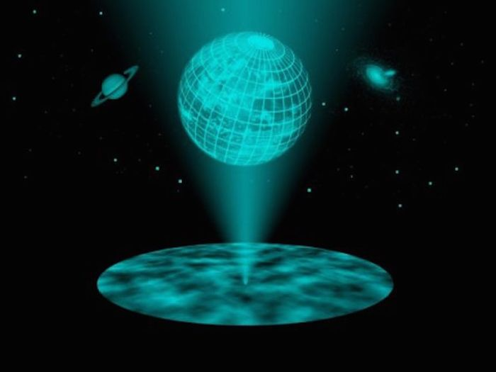 Is our universe a hologram?