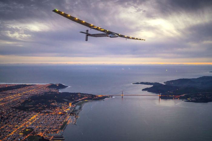 Solar Impulse 2 is getting closer to completing its around-the-globe circuit.
