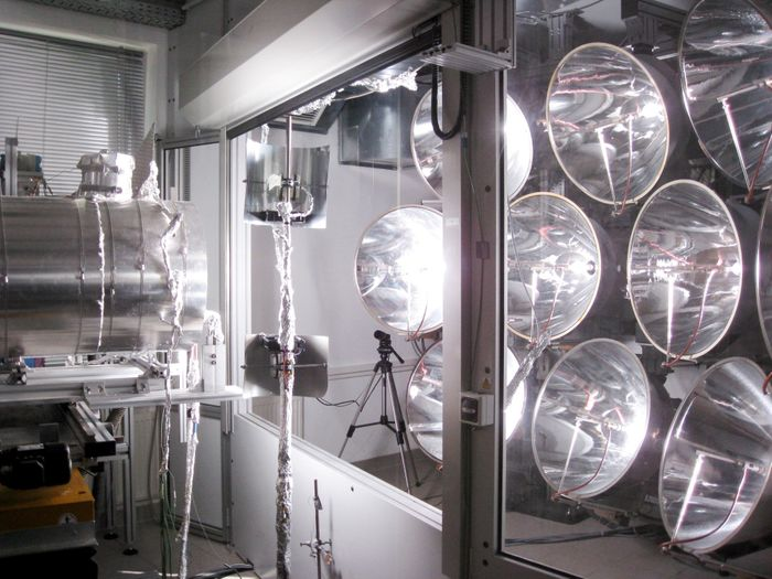 Meet Synlight, the world's largest artificial Sun in the lab.