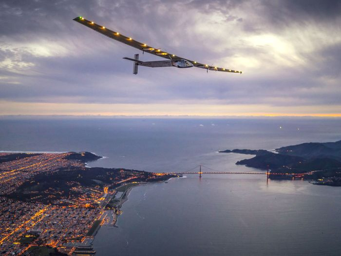 Solar Impulse 2 has completed its journey to New York City, and is now preparing to cross the Atlantic Ocean on nothing more than solar power.