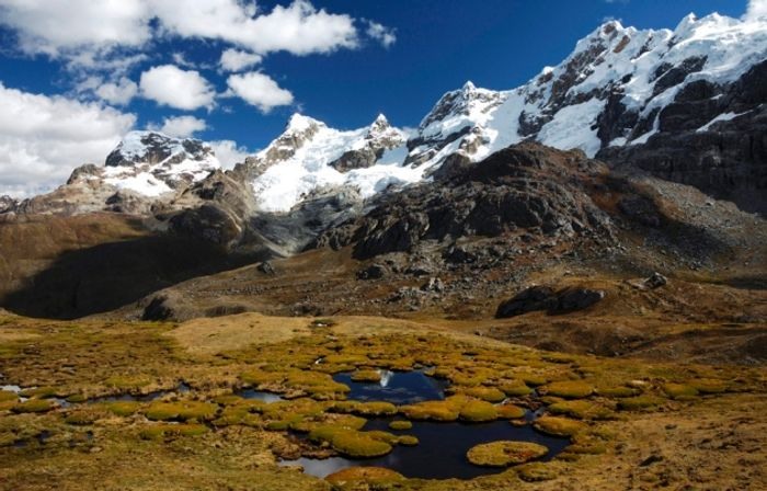 Before the rise of agriculture, the Andes would have been a difficult place to make a home. Photo: Nature