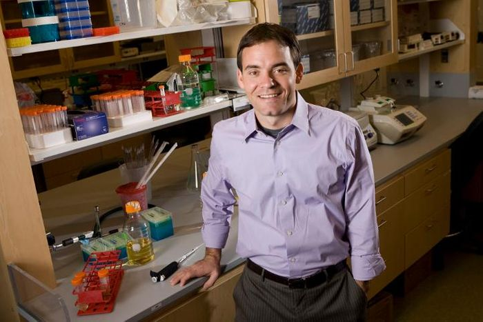 Charles Gersbach, director for the Center of Biomolecular and Tissue Engineering at Duke University