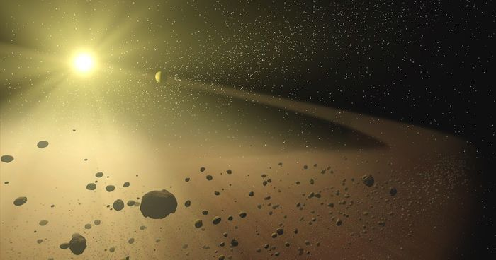 A newly-discovered TNO is unraveling all of the reality we thought we knew about our Solar System.