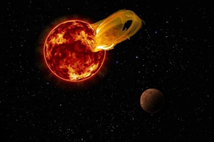 A massive solar flare eminating from Proxima Centauri last year suggests that Proxima b may not be a habitable exoplanet after all.
