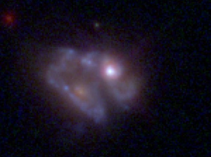 A set of galaxies observed with the Hubble Space Telescope may challenge a long-standing theory about why some galaxies stop forming new stars.