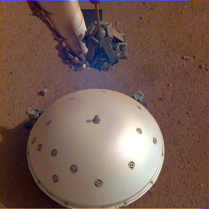 This is InSight's SEIS instrument.