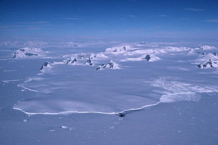 underneath all of that soft white ice and snow in Antarctica, there could be many iron-enriched meteorites just waiting to be discovered. Now, a team wants to find some and help learn more about the Solar System's initial formation.