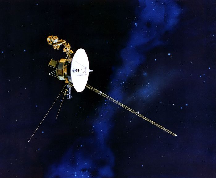 NASA wants to send a message to the Voyager 1 spacecraft on its 40th launch anniversary. What should they say?