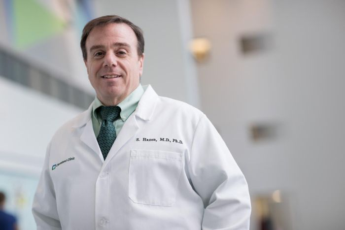 Cleveland Clinic researchers, led by Stanley Hazen, MD, PhD, have identified a gut microbe generated byproduct - phenylacetylglutamine (PAG) -that is linked to development of cardiovascular disease, including heart attack, stroke and death.  / Credit: Cleveland Clinic
