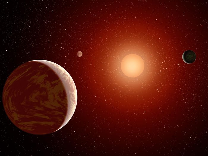 TRAPPIST-1 has three Earth-like exoplanets, one of which is in the habitable zone, and we want to know how big it is.