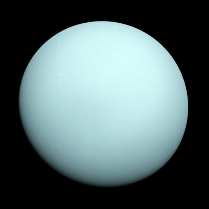 Uranus is an icy giant planet with many secrets that we've yet to uncover.