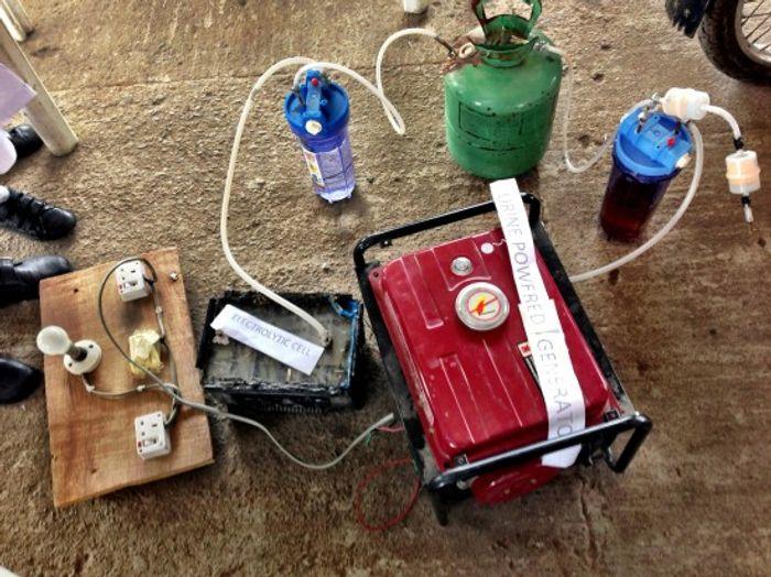 Photo: Maker Faire Africa