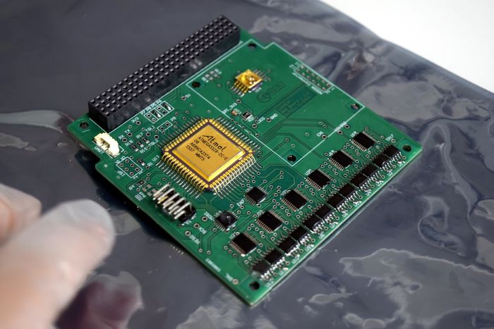 Chimera is a computer logic board that the ESA wants to send into space for testing.