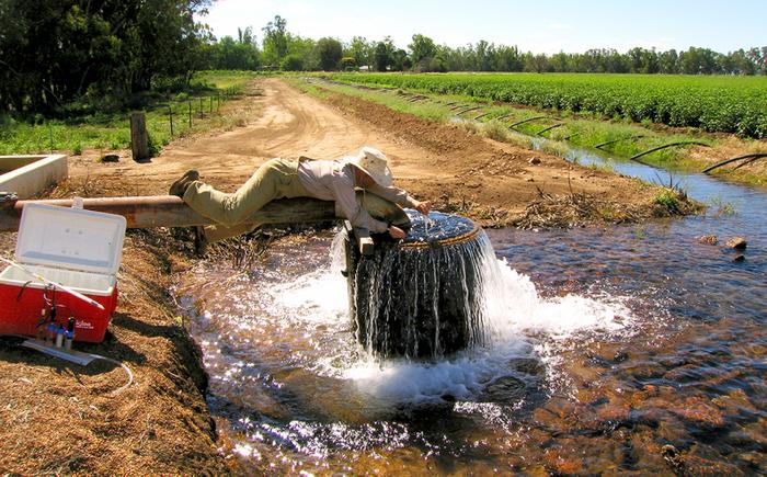 Photo: Water Research Laboratory