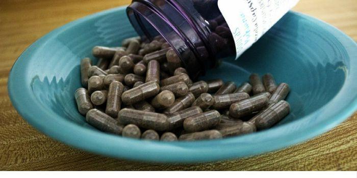 Placenta pills // Image credit: Plixabay.com