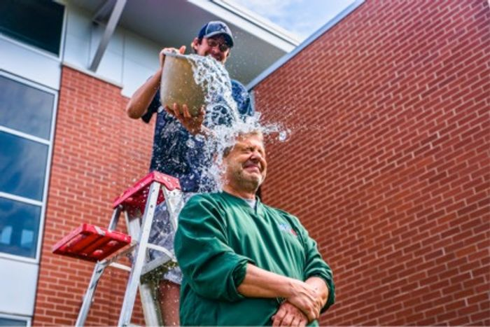 ALS money well spent: Cure for human ALS on the horizon
