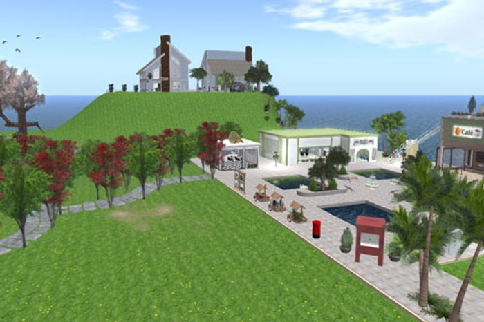 Not Minecraft, this VR world helps aphasia patients speak again | Image: city.ac.uk