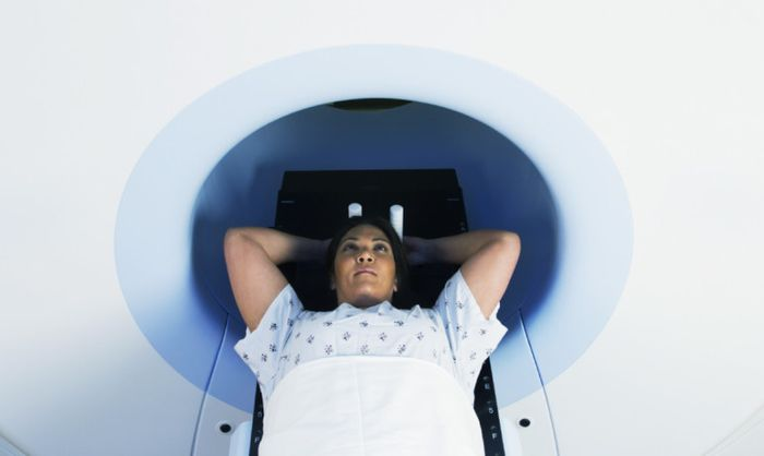 """""""PET scanning is a great technology and very effective, but using it in this way doesn't seem to make any difference for these cancers that have a relatively poor prognosis,"""" says Mark Healey."""