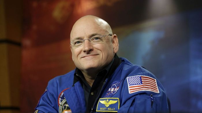 After his year in space, Kelly retires from NASA.