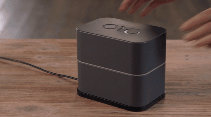 The OLO is a 3D printer for your smartphone.