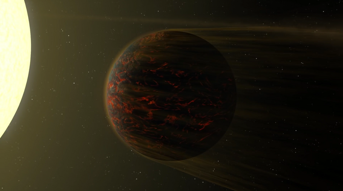 Distant exoplanet 55 Cancri e has been mapped to the most extraordinary detail to date.