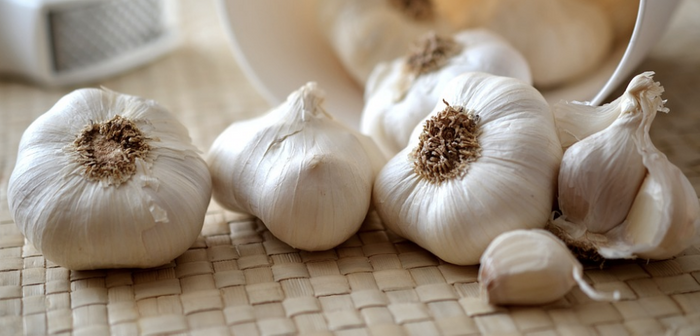 Garlic may be a good way to fight chronic infections. / Image credit: Pixabay