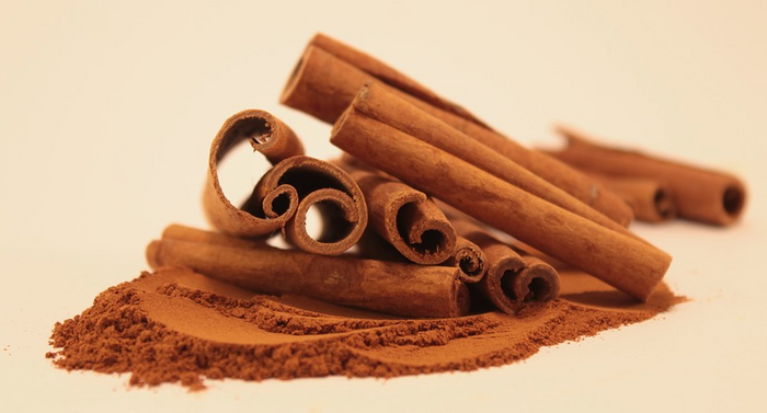 Many people love cinnamon, and new work suggests it helps burn fat. / Image credit: Pixabay