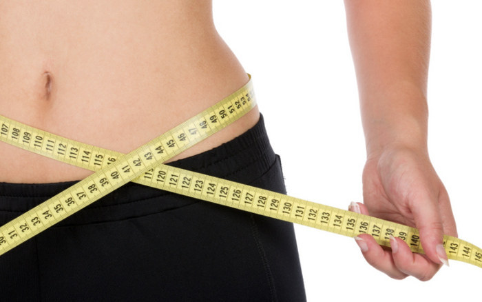 Waist size is increased by this gene variant; even more than BMI, waist measurement is a predictor of health. / Image credit: Publicdomainpictures