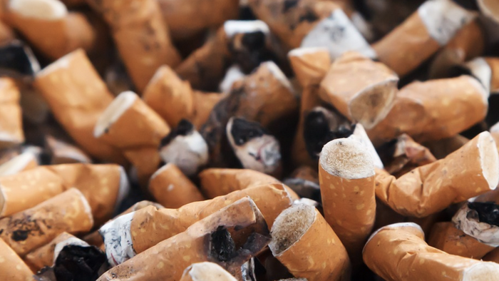According to the World Health Organization (WHO), tobacco use is the primary risk factor for cancer, likely causing about 22 percent of cancer worldwide. / Image credit: Pixabay