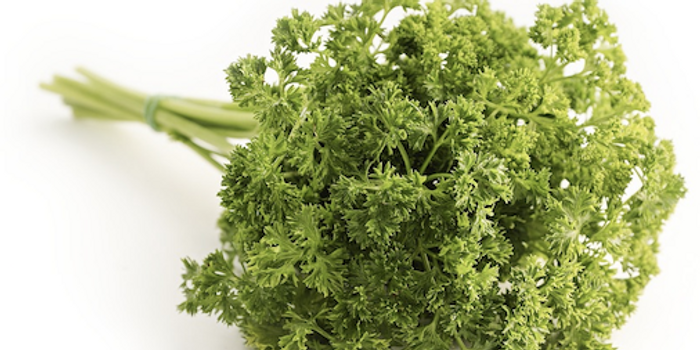 Parsley was one of the herbs the FDA tested. / Image modified from: Pixabay