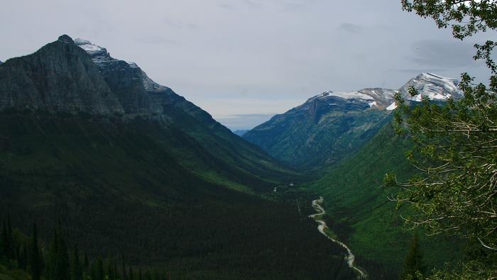 Glacier National Park, Montana / Credit: © Carmen Leitch