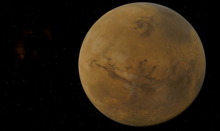 Mars / Image credit: Pixabay
