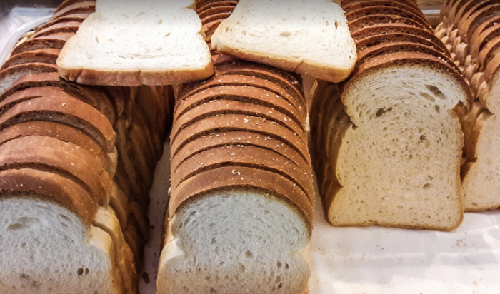Many breads are supplemented with folic acid. / Image credit: Pxhere