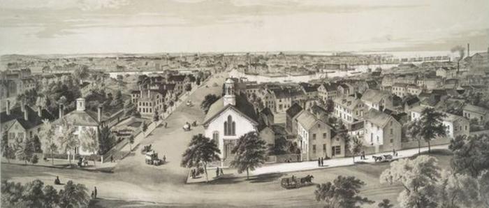 Salem, Massachusetts / Credit: Picryl/New York Public Library's Public Domain Archive