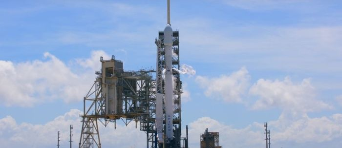 The refurbished Falcon 9 rocket you see here did some pretty amazing things on Friday.