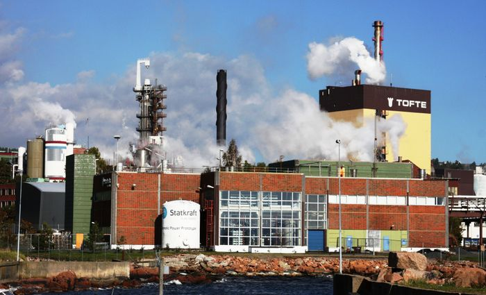 The world's first osmotic power station at Tofte, Norway (Bloomberg News)