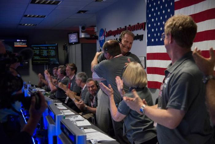 NASA celebrates a successful Juno orbit insertion this 4th of July.