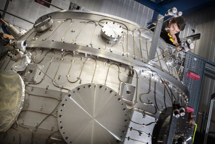 Will Tokamak change the world by providing nuclear fusion here on Earth?
