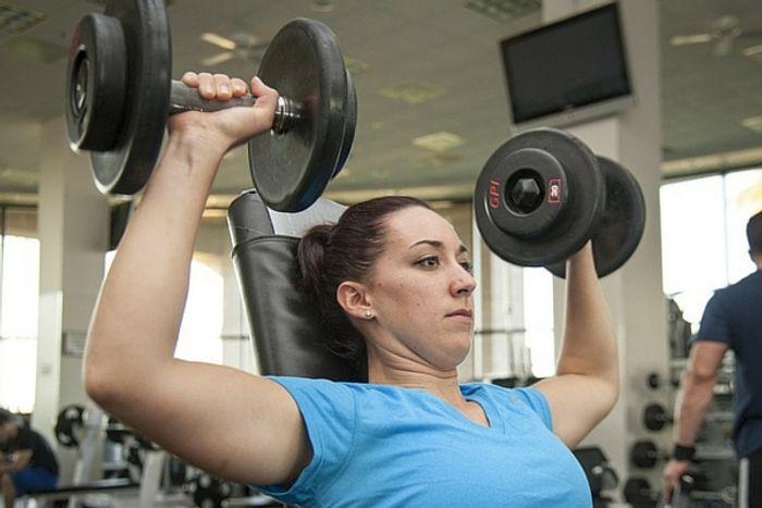 Strength training has brain benefits