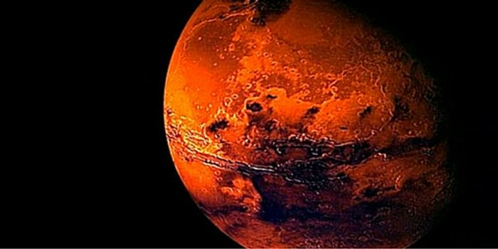 Mars once again reveals its atomic oxygen to researchers