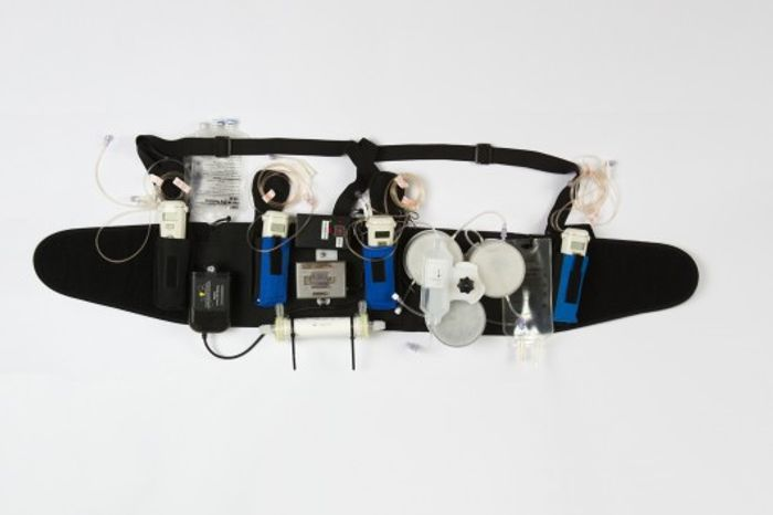 The Wearable Artificial Kidney