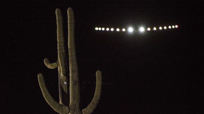 Solar Impulse 2 has handed in Tusla, Oklahoma.