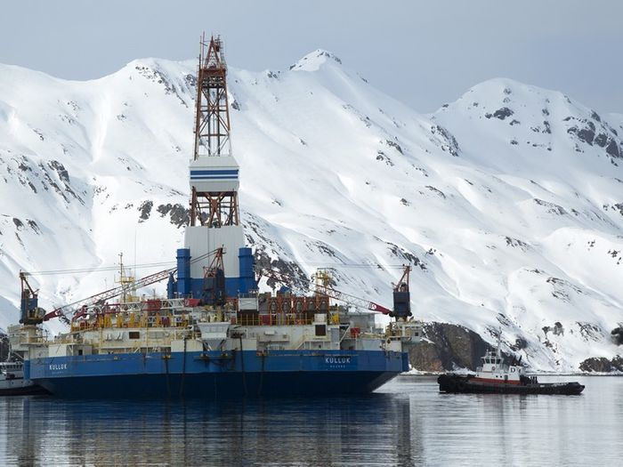 Drilling in the Arctic may become a reality. Photo: Earthjustice
