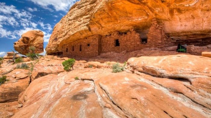 Bears Ears National Monument would become less than a fraction of the size of its current designation. Source: KUTV.com