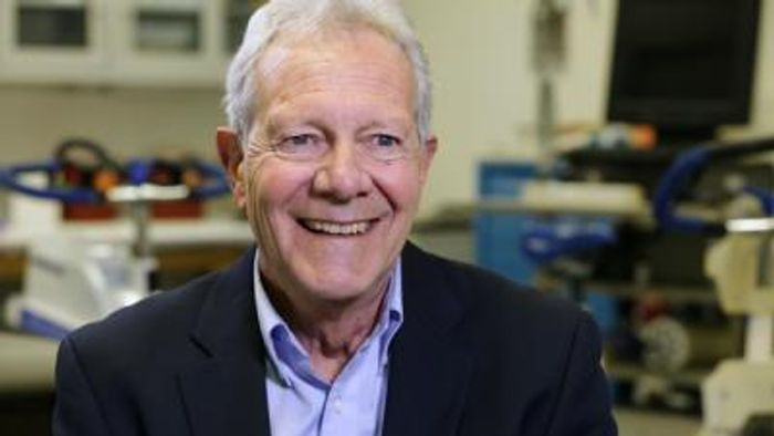 George Brooks, professor of integrative biology at the University of California, Berkeley. / Credit: Stephen McNally photo, UC Berkeley