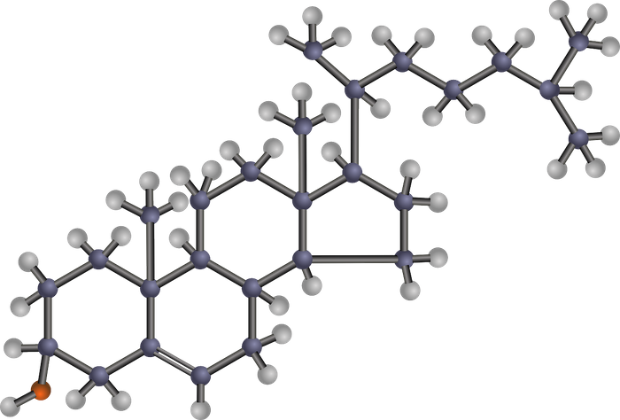 Cholesterol Chemical Structure