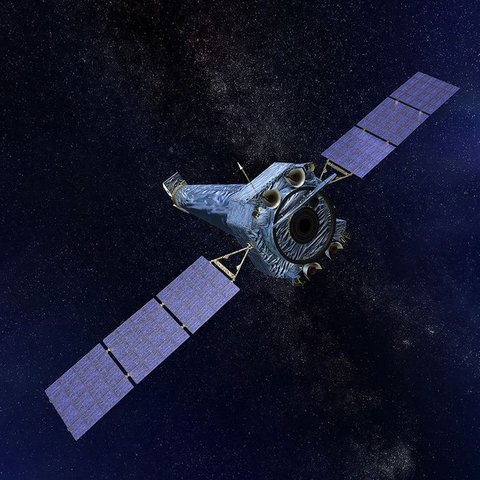 Following an unrectified anomaly, NASA's Chandra X-ray Observatory was forced into Safe Mode last week.